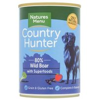 Country Hunter Delicious Wild Boar