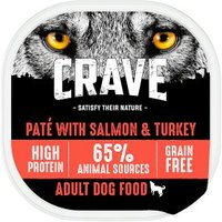 Crave Dog with Salmon & Turkey