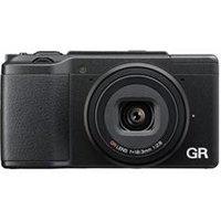Ricoh GR II Compact Camera
