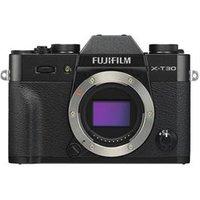 Fujifilm X-T30 Body Only - Black