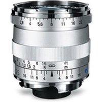 ZEISS Biogon T* 25mm f/2.8 ZM Silver