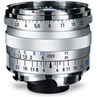 ZEISS Biogon T* 28mm f/2.8 ZM Silver