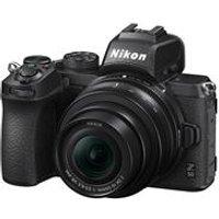 Nikon Z50 16-50mm lens