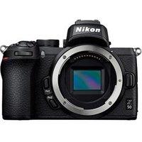 Nikon Z50 & FTZ adaptor