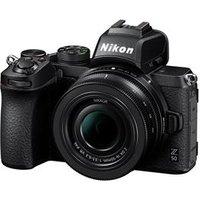 Nikon Z50 16-50mm & FTZ adaptor