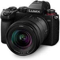 Panasonic Lumix S5 + 20-60mm lens