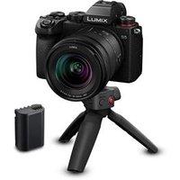 Panasonic Lumix S5 20-60 Kit DMW-SHGR1ME Shooting Grip & DMW-BLK22 Battery