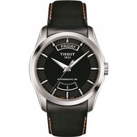 Image of Mens Tissot Couturier Powermatic 80 Automatic Watch T0354071605103