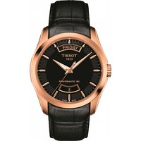 Image of Mens Tissot Couturier Powermatic 80 Automatic Watch T0354073605101