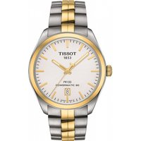 Image of Mens Tissot PR100 Powermatic 80 Automatic Watch T1014072203100