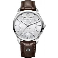 Image of Mens Maurice Lacroix Pontos Day-Date Automatic Watch PT6358-SS001-130-1