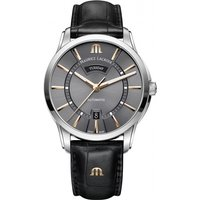 Image of Mens Maurice Lacroix Pontos Day-Date Automatic Watch PT6358-SS001-331-1