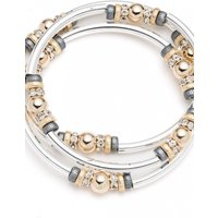 Image of Nine West Jewellery Metal Mingle Bracelet JEWEL 60441202-Z01