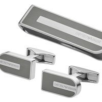 Emporio Armani Jewellery Cufflinks Gift Set JEWEL EGS2258040