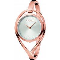 Ladies Calvin Klein Light Small Bangle Watch K6L2S616