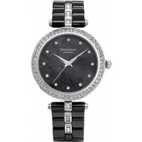 Image of Ladies Pierre Lannier Elegance Ceramic Watch 197F639