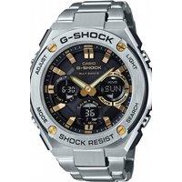 Image of Mens Casio G-Steel Alarm Watch GST-W110D-1A9ER