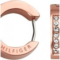 Ladies Tommy Hilfiger PVD rose plating Earrings 2700573
