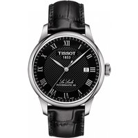 Image of Mens Tissot Le Locle Powermatic 80 Automatic Watch T0064071605300