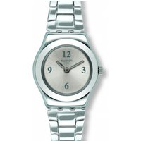 Image of Ladies Swatch More Silver Keeper Watch YSS296G