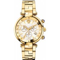 Ladies Versace Reve 41mm Chronograph Watch Vaj060016