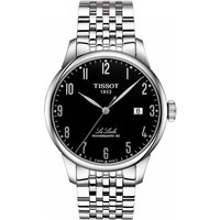 Image of Mens Tissot Le Locle Powermatic 80 Automatic Watch T0064071105200