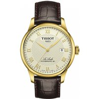 Image of Mens Tissot Le Locle Powermatic 80 Automatic Watch T0064073626300