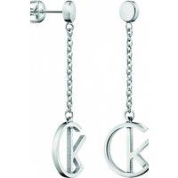 Ladies Calvin Klein Stainless Steel League Earrings KJ6DME000100