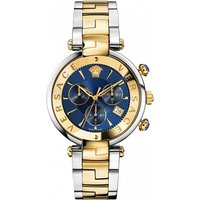 Ladies Versace Reve 41mm Chronograph Watch Vaj180017