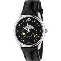 d24d81d2148 Mens Gucci G-Timeless Slim Moonphase Watch YA126327 By TheWatchHut