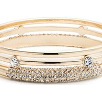 Anne Klein Jewellery Gold Bangle Box Set 60428712-887
