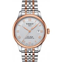 Image of Mens Tissot Le Locle Powermatic 80 Automatic Watch T0064072203300