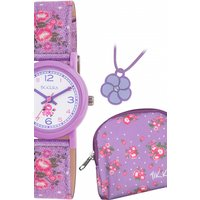 Tikkers Purse And Necklace Gift Set WATCH ATK1021