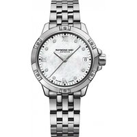 Image of Ladies Raymond Weil Tango Diamond Watch 5960-ST-00995