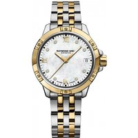 Image of Ladies Raymond Weil Tango Diamond Watch 5960-STP-00995