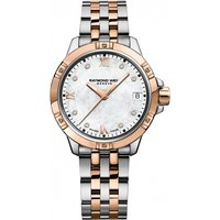 Image of Ladies Raymond Weil Tango Diamond Watch 5960-SPS-00995