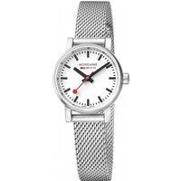 Ladies Mondaine Swiss Railways Evo2 Petite Watch Mse26110sm