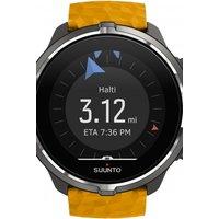 Unisex Suunto Spartan Wrist HR Barometer Bluetooth Alarm Chronograph Watch SS050000000