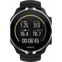 Unisex Suunto Spartan Wrist HR Barometer Bluetooth Alarm Chronograph Watch SS023404000
