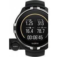 Unisex Suunto Spartan Wrist HR Barometer Bluetooth Chest Strap Set Alarm Chronograph Watch SS023402000