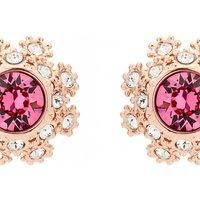 Ted Baker Seraa Crystal Daisy Lace Stud Earrings TBJ1584-24-280