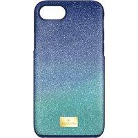 Ladies Swarovski Jewellery High Ombre Blue Iphone 7 Case 5380284