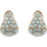 Adore Jewellery Pave Triangle Earrings JEWEL 5419412