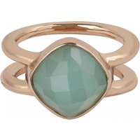 Adore Jewellery Cushion Stone Ring Size L JEWEL 5419453