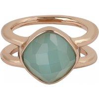 Adore Jewellery Cushion Stone Ring Size P/Q JEWEL 5419455