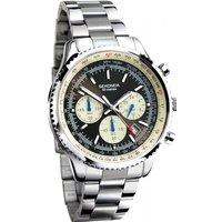 Image of Mens Sekonda Chronograph Watch 1081