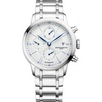 Mens Baume and Mercier Classima Automatic Chronograph Watch M0A10331