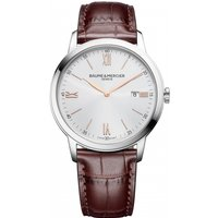 Mens Baume and Mercier Classima Date Watch M0A10415