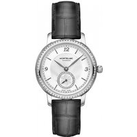 Image of Ladies Montblanc Star Legacy Small Second Automatic Diamond Watch 118534