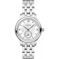 Image of Ladies Montblanc Star Legacy Small Second Automatic Diamond Watch 118535